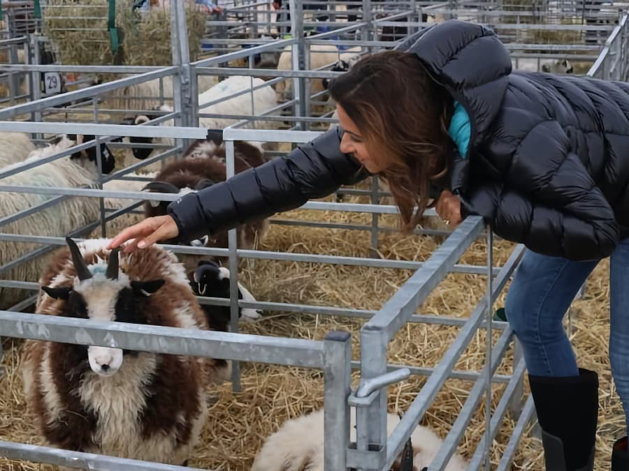 Julia headlines the Countryside Live 2019 show in Yorkshire
