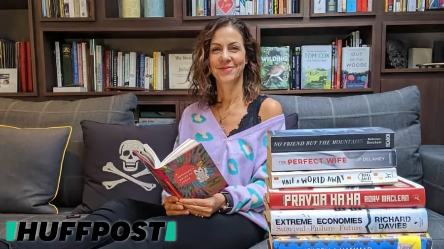 Julia Bradbury's Lockdown Reading List