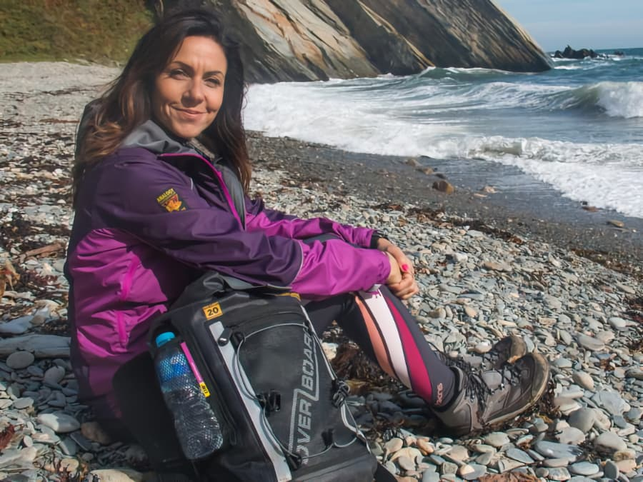 Britain's Best Walks with Julia Bradbury: Isle of Man