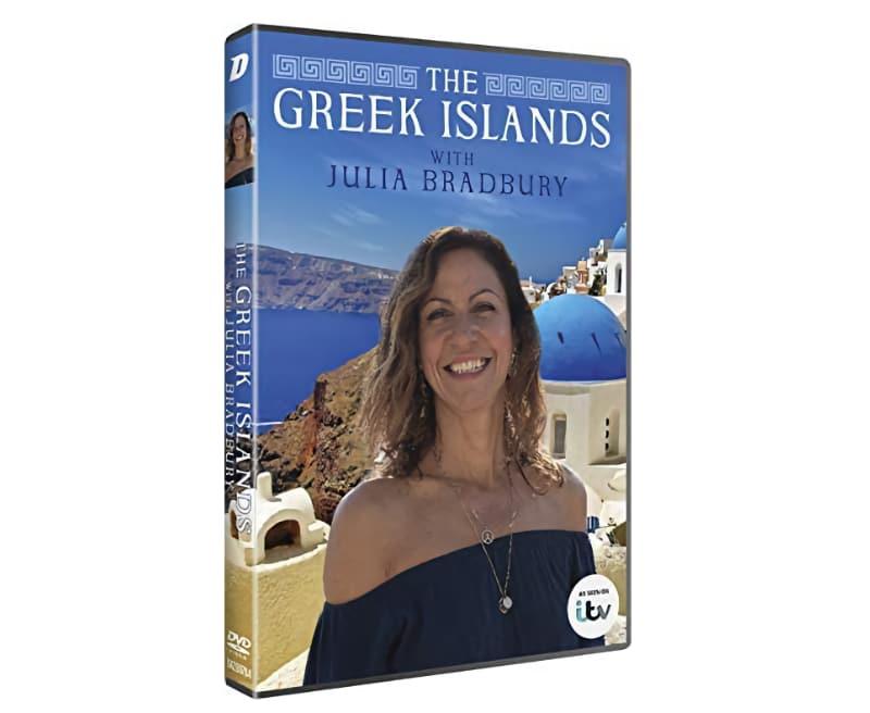 The Greek Islands with Julia Bradbury – DVD
