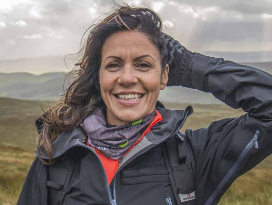 Julia Bradbury is a Passionate Advocate for Wildlife