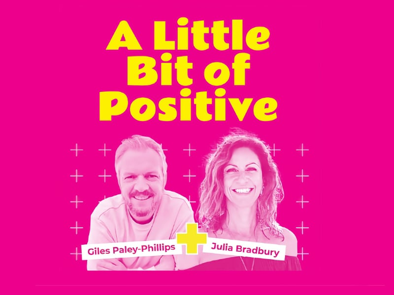 A Little Bit Of Positive Podcast with Giles Payley-Phillips