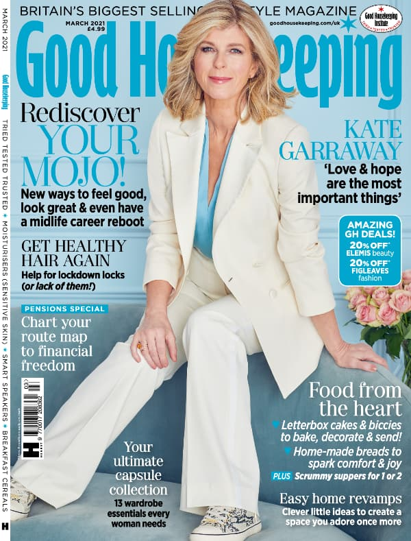 Good Housekeeping March 2021