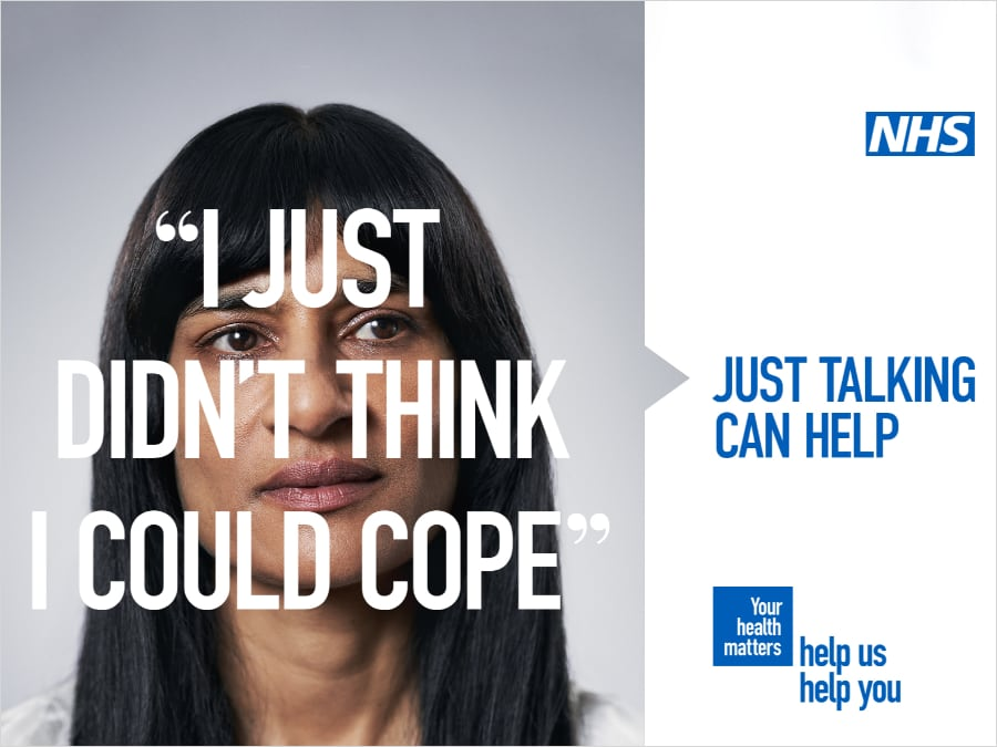 NHS National Campaign on Mental Health