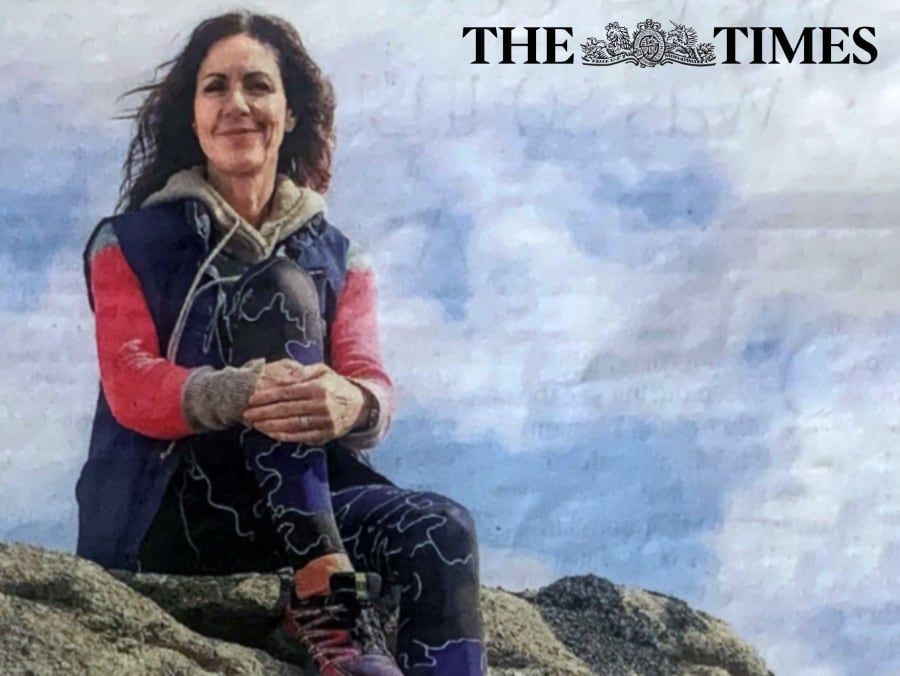 Mental Health … When I was Having Trouble – Walking Was The Therapy