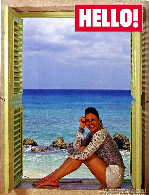 Hello Barbados June 2013